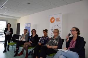 Conférence entrepreneuriat féminin - Le Grand Périgueux