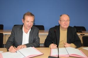 Le Grand Périgueux et la CCI Dordogne